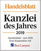 Kanzlei des Jahres - Bender Harrer Krevet